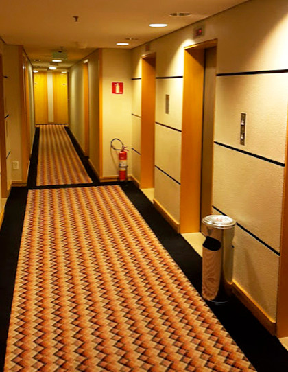 Carpetes para Corredor de Hotel