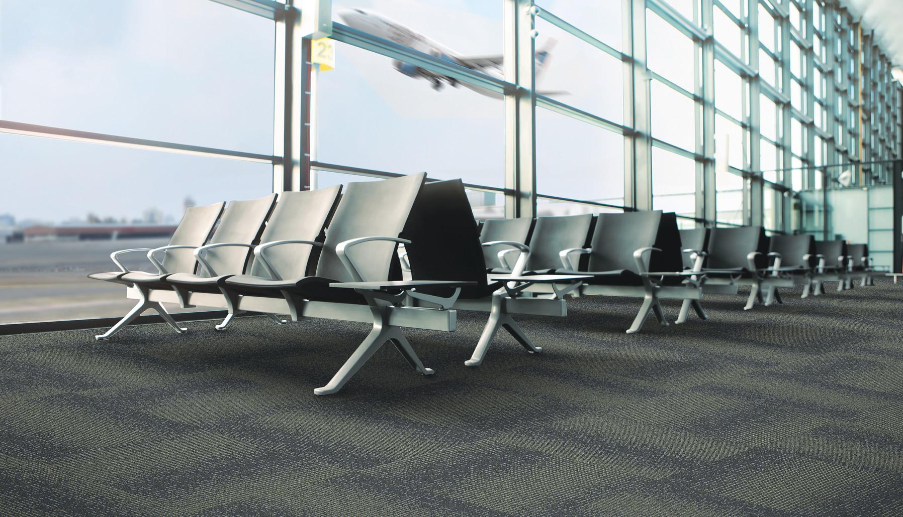 Carpetes para Aeroporto