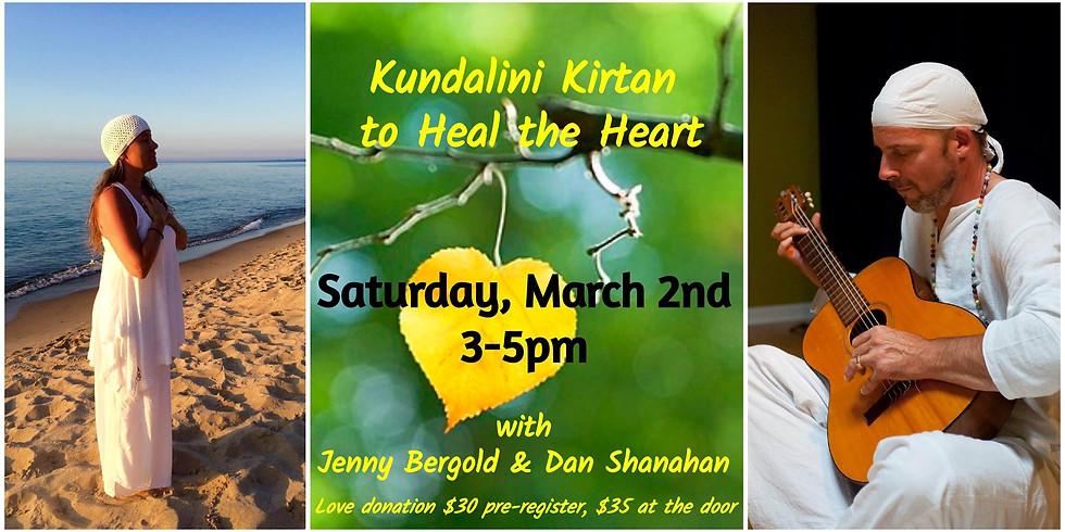 Kundalini Kirtan to Heal the Heart