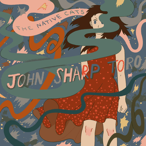 The Native Cats - John Sharp Toro