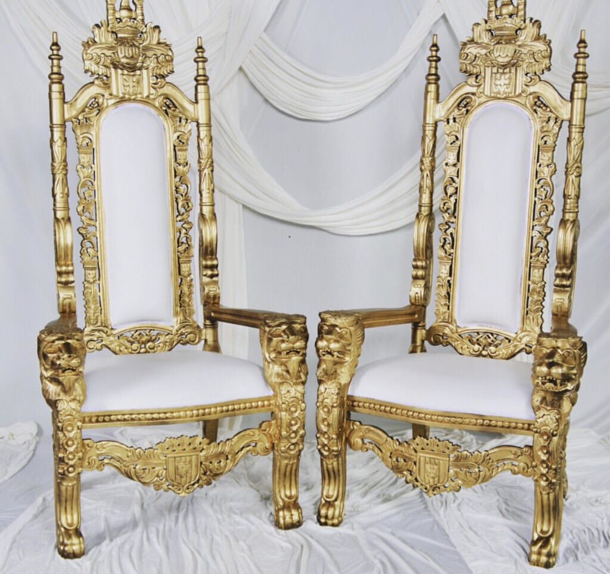 Royal Throne Chair (s)