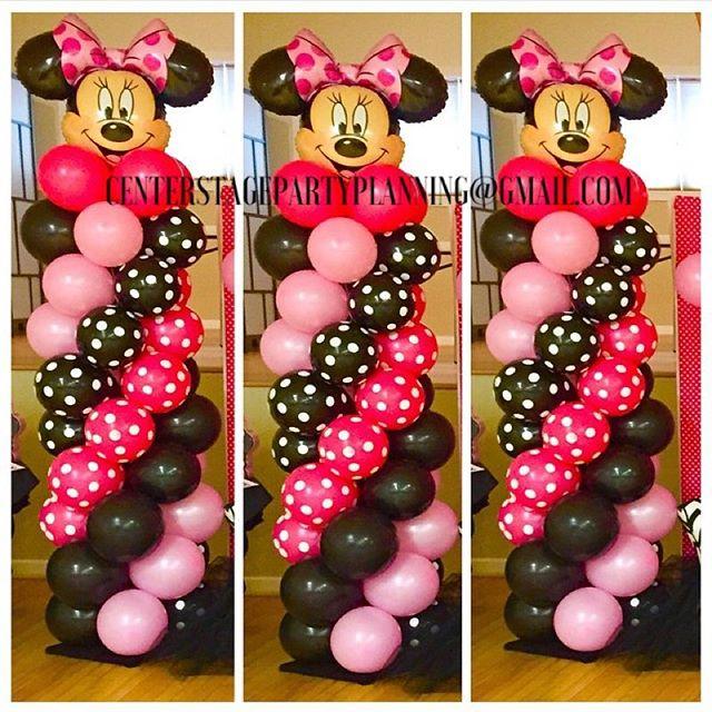 🎀 6ft Balloon Column w/ Topper