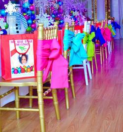Kids Chivari Chairs