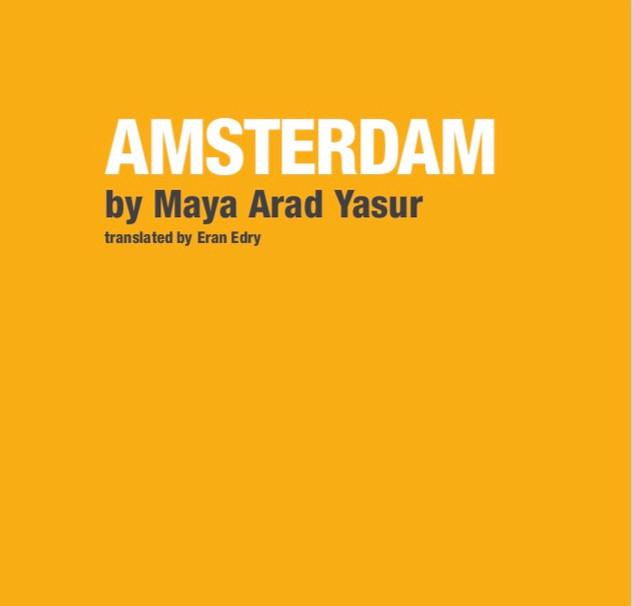 Amsterdam, by Maya Arad Yasur