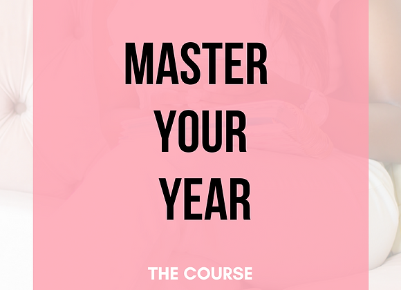 Master Your Year