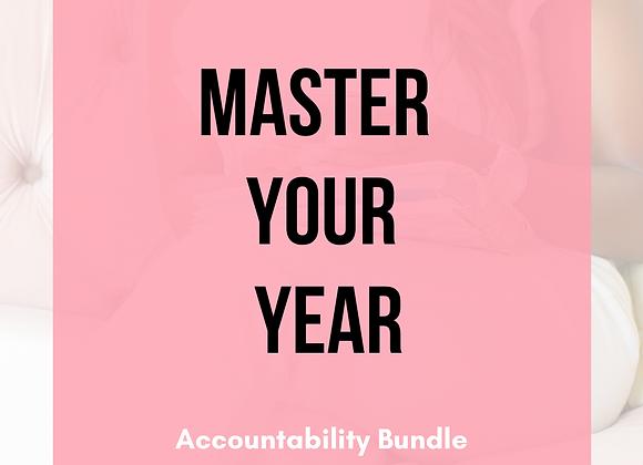 Master Your Year Coaching Bundle