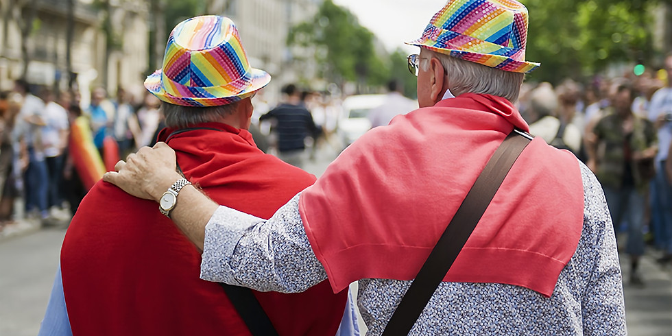 Aging in Place: A Primer for LGBT Seniors