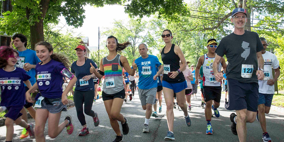 North Jersey Pride Run