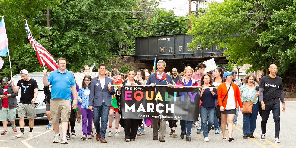 SOMA Equality March