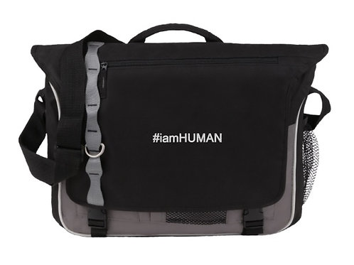 #iamHUMAN® Messenger Bag