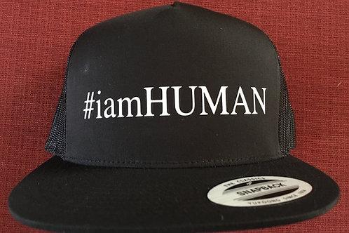 #iamHUMAN® Truckers Cap