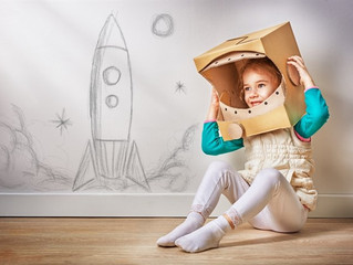 ¡Ser un niño no es cuestión de edad, es de aptitud!