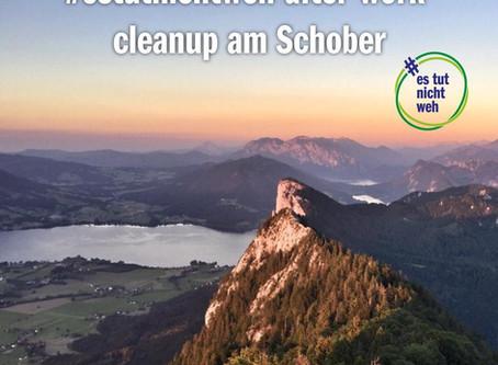 1. #ETNW After-Work-Clean-Up am Schober – jetzt anmelden!