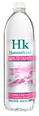 Humankind Water (24-pack)
