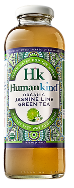 Jasmine Lime Green Tea (12-pack)