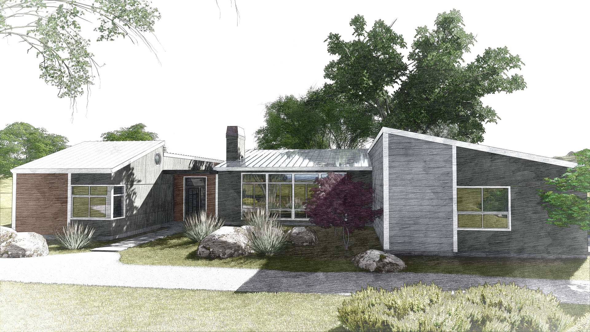 Engstrom Modern Home