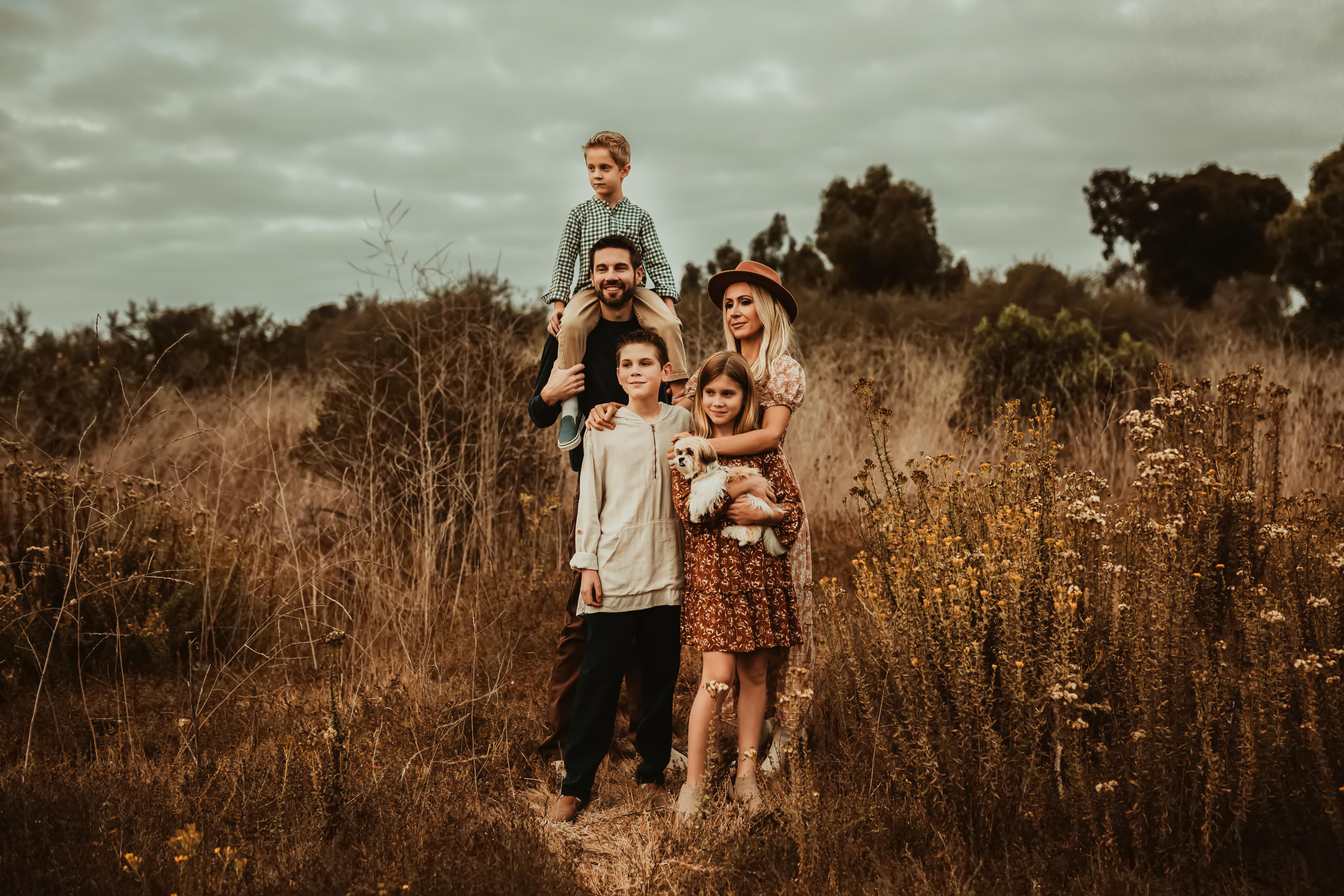 Family / Lifestyle Shoot