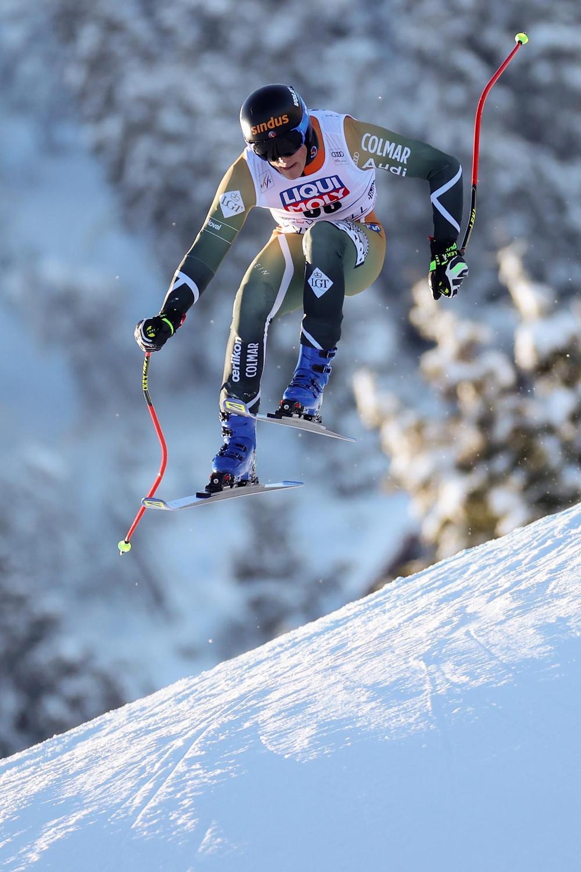 Nico Gauer Kvitfjell Sprung