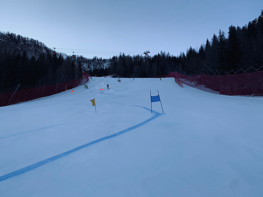 Sella Nevea Europacup Super-G