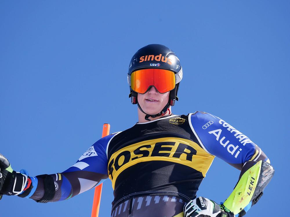 Nico Gauer Start