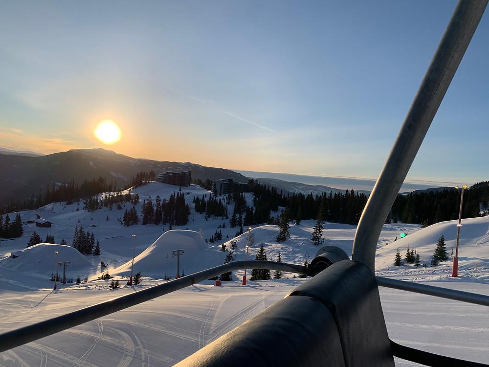 Kvitfjell Skilift
