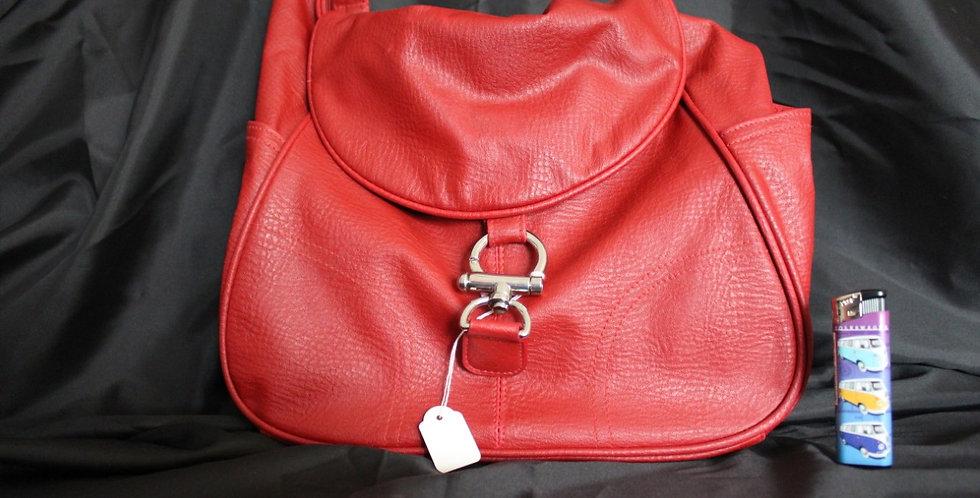 Rode dames tas