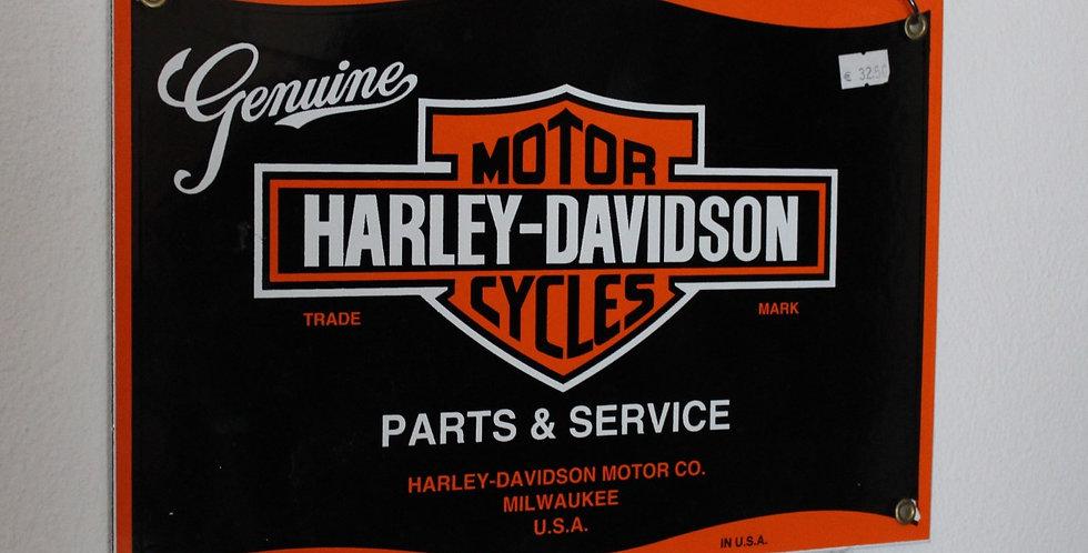 Harley Davidson parts & service
