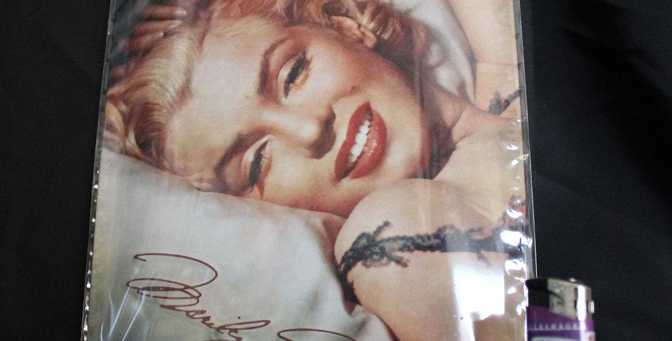 Collector metal sign Marilyn monroe