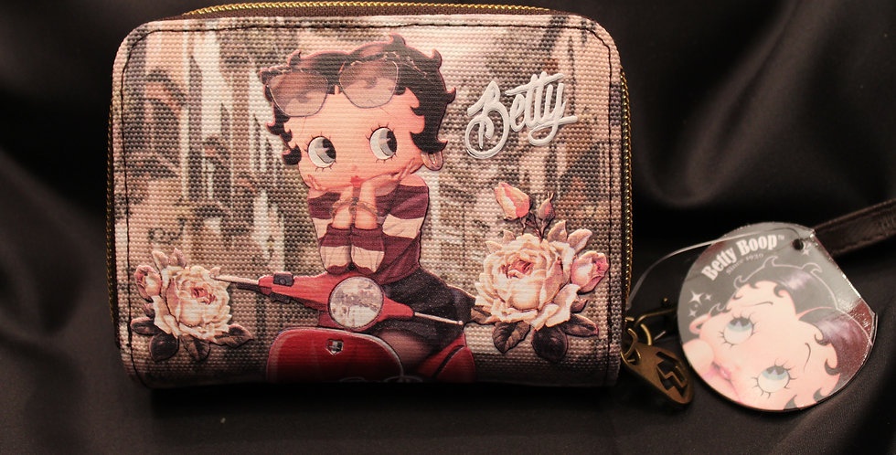 Betty Boop Scooter