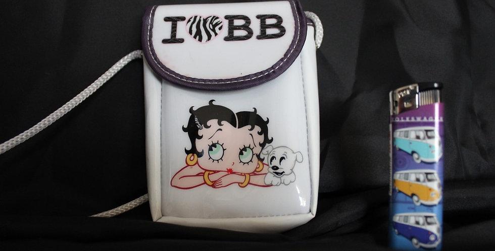 Betty boop love (wit)