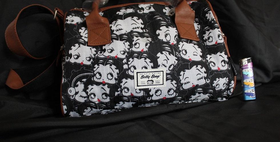 Betty boop zwarte tas
