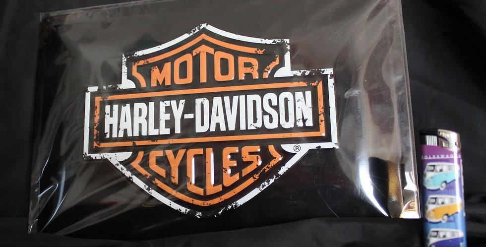 Collector metal sign Harley davidson