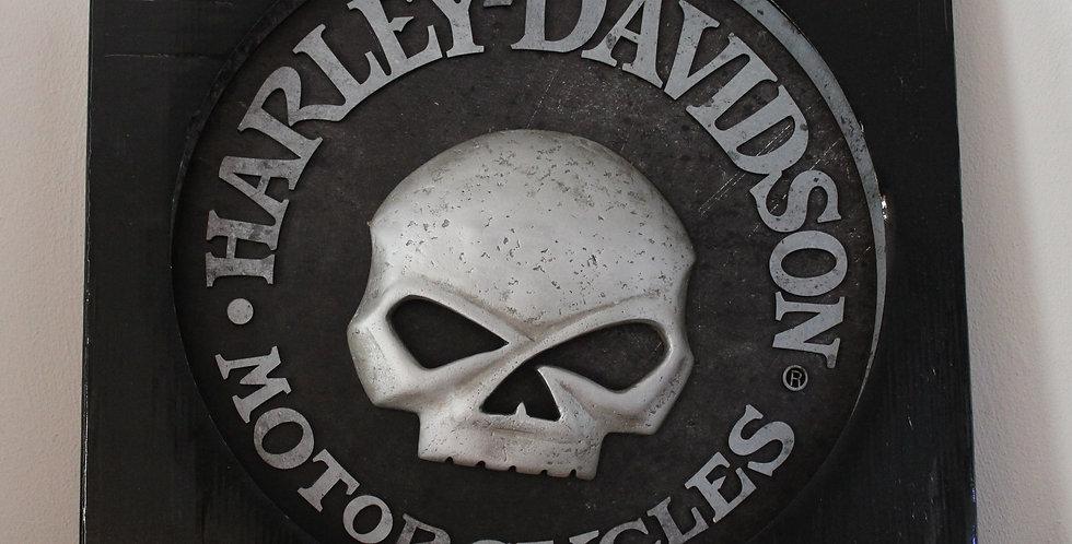 Harley Davidson Skull