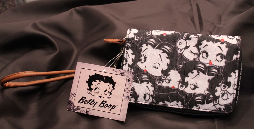 Betty Boop star 4