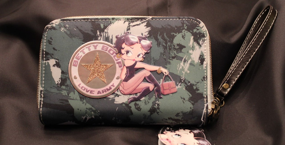 Betty Boop love army