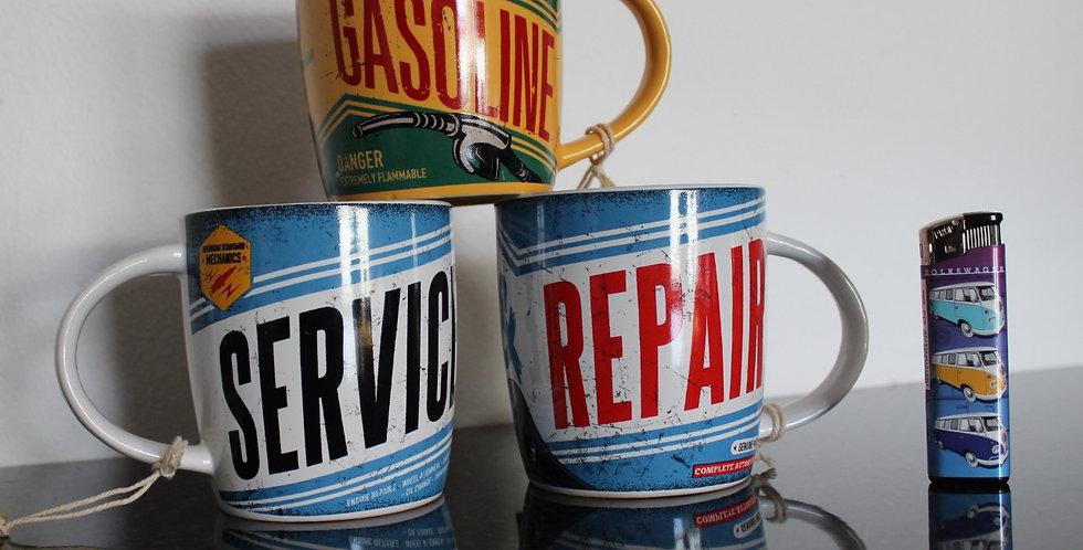 Service/Repair/Gasoline mok