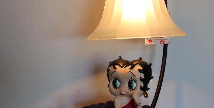 Betty Boop lamp2