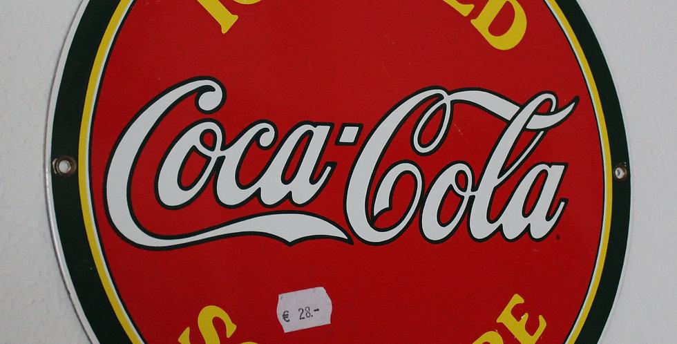 Coca Cola sold here