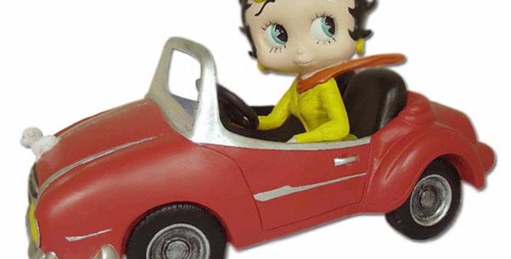 Betty Boop auto