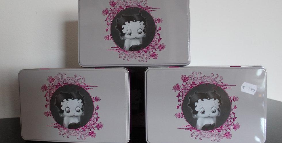 Betty Boop koekjes trommel
