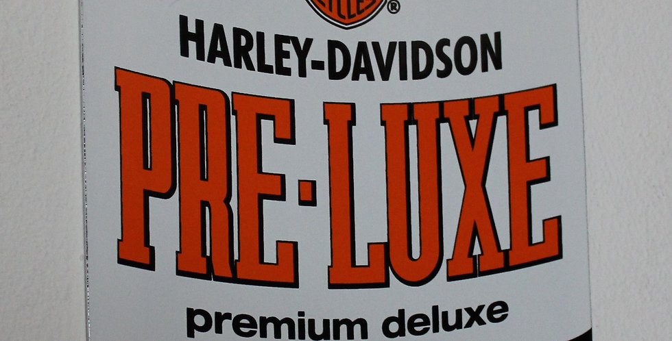 Harley Davidson Pre-luxe