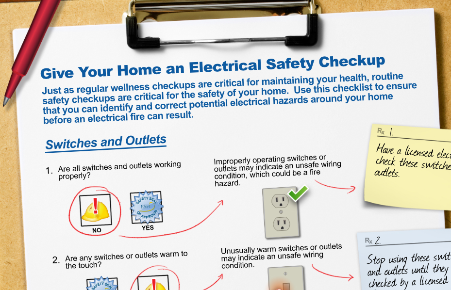 Electrical Safety Checkup