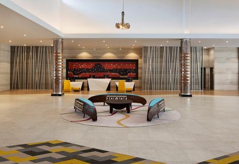 Pullman Nadi Bay Resort & Spa - Receptio