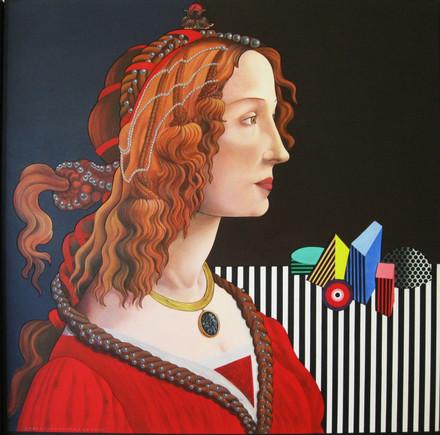 Llegó a Medellín Se Escribió a La Facultad De Arquitectura (Sandro Botticello 1503)