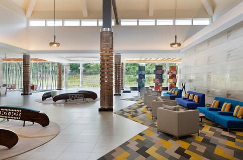 Pullman Nadi Bay Resort & Spa - Lobby 01