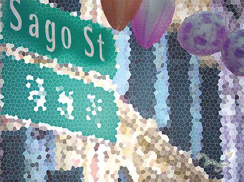 Sago Street Place mat