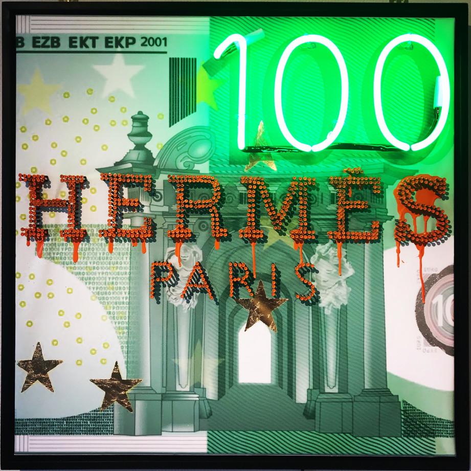 100 x HERMES