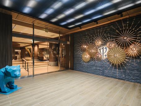 Club Med Sahoro Hokkaido:  Interiors by Miaja Design Group