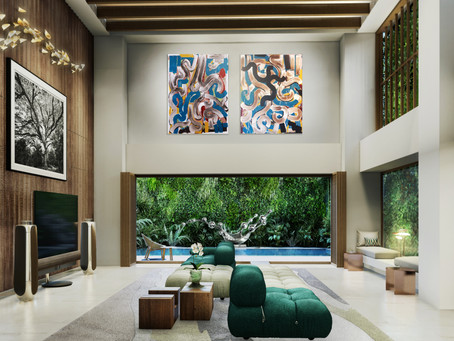 Designing Homes 'Tropical Modernism' - Sensible Sustainability...by Isabelle Miaja
