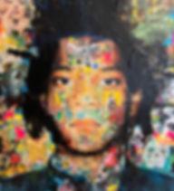 Basquiat_2019_mixed media on canvas_120x